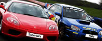 Super Cars and Rally