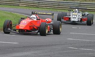 Single Seater Racing Car
