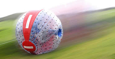 Junior Harness Zorbing for Two