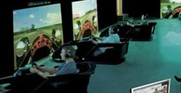 F1 Grand Prix Simulator Experience