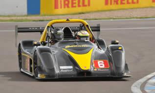 Radical Race Car Passenger Ride
