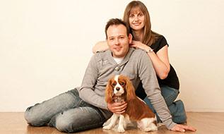 Couples Photographic Portrait