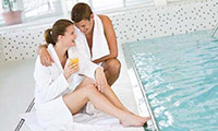 Romantic Retreat for Two at Bannatynes's Darlington Hotel