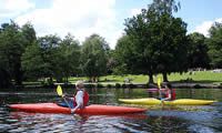 Kayaking BCU 1-Star Award Course