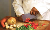 Moroccan Cookery Class