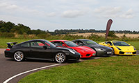 Awesome Foursome Supercar Drive