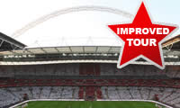 Adult Tour of Wembley Stadium