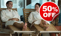 Couple's Spa Day Selection Box with Two Treatments, Was £189, Now £94