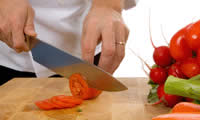 Evening Cookery Class with Tasting & Wine for Two
