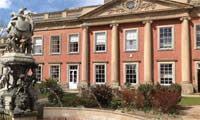 Grand Afternoon Tea for Two at Colwick Hall