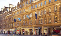 Edinburgh's Carlton Hotel Spa Day & Champagne Afternoon Tea for Two