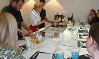 Afternoon Tea with Cookery Demonstration for Two