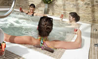 Charlton House Floataway Spa Day with Two Course Lunch