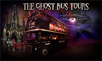 Ghost Bus Tour for Two
