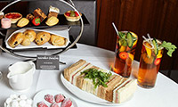 Pimm's Afternoon Tea for Two
