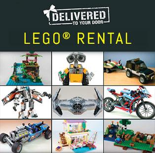 Lego® Rental