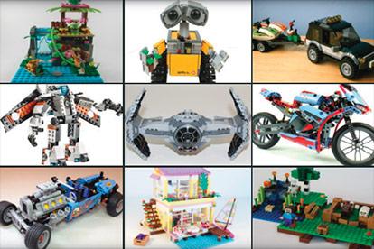 Lego ® Rental