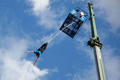 Bungee Jump for Two