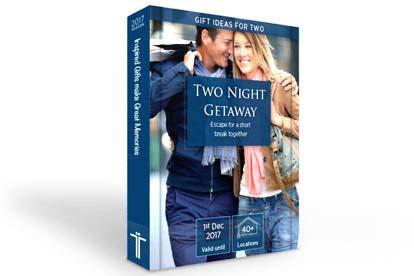 Two Night Getaway