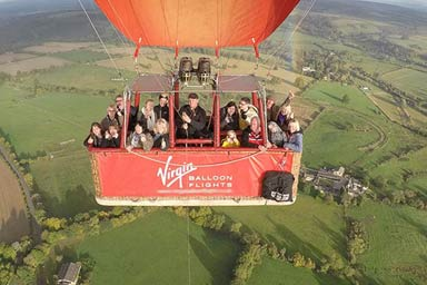 Champagne Balloon Flight for Two Thumb