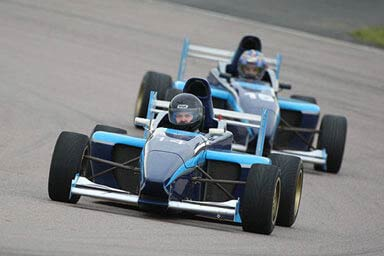 Single Seater Racing Car Driving Thumb