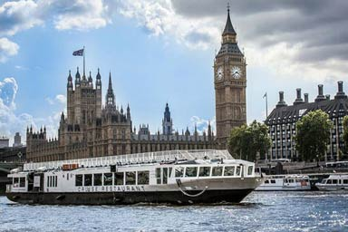 Bateaux Classic Lunch Cruise Trip for Two Thumb