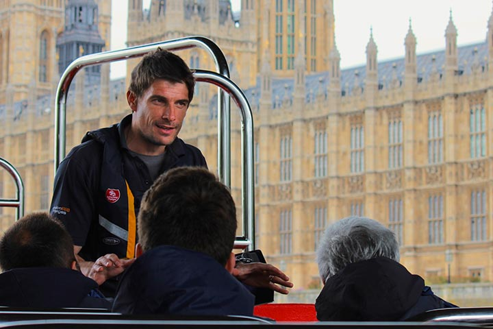 Thames Rockets Speedboat Experience for Two