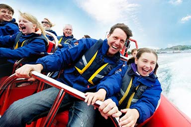 Thames Rockets Speedboat Experience for Two Thumb