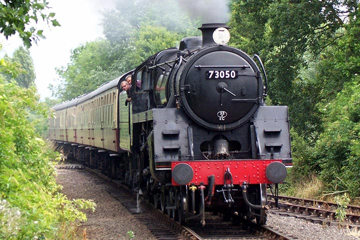 Steam Train and Cream Tea at Nene Valley Railway