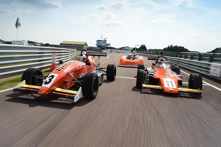 Drive a Race Car