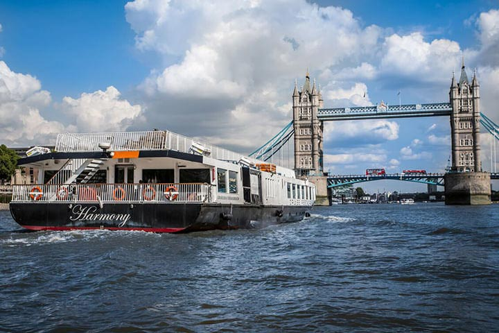 Bateaux Premier Lunch Cruise Trip For Two