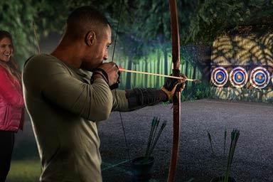 The Bear Grylls Archery Experience