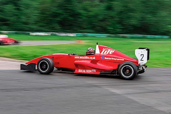 Mtech Lite Formula Renault 6-Lap Driving Experience