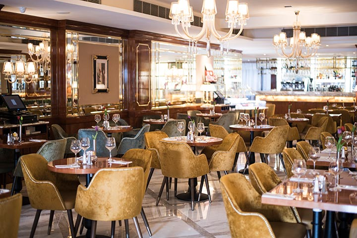 Afternoon Tea and Prosecco for Two at Caffé Concerto