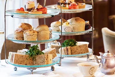 Afternoon Tea and Prosecco for Two at Caffé Concerto Thumb