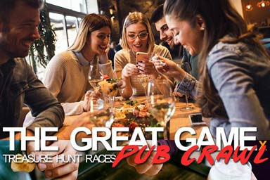 Click to view details and reviews for London Pub Crawl Treasure Hunt For Four.