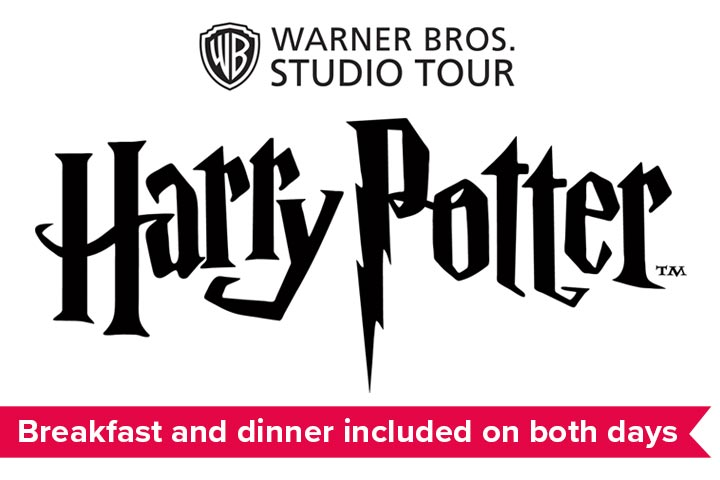 Harry Potter Studio Tour for Two and Deluxe Two Night Stay