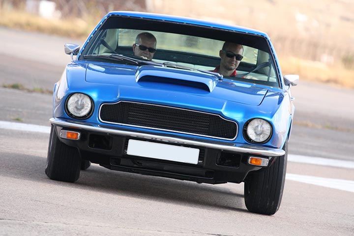 Classic and Iconic Drives