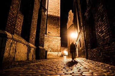The Jack The Ripper Tour for Four Thumb