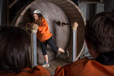 Crystal Maze London for Two Thumb