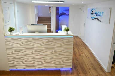 One Hour Floatation Experience for Two at Floating UK Thumb