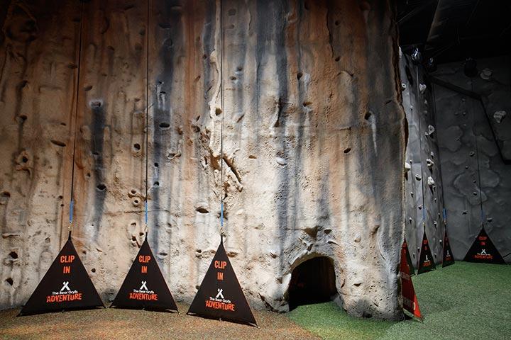 The Bear Grylls Climb Experience