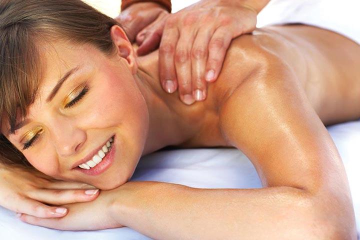 Back, Neck and Shoulder Massage for Two at Ivybridge Spa