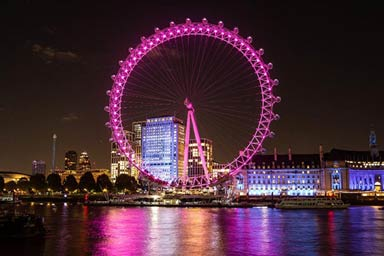 London Eye & Lunch Cruise for Two