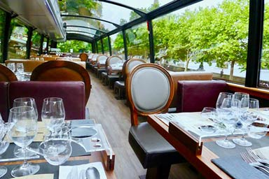 Four Course Lunch for Two at Bustronome London Thumb
