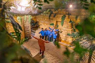 Crystal Maze Manchester VIP Package for Two Thumb
