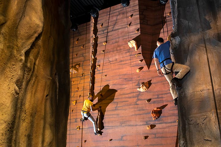 Bear Grylls Challenge