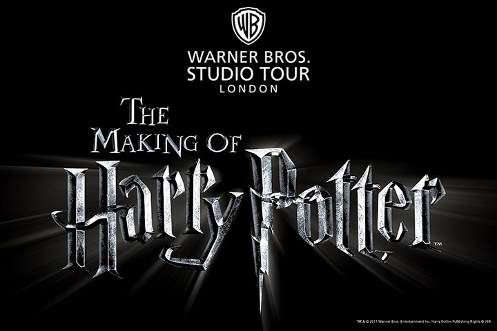 Making of Harry Potter Studio Tour for Two & Stay with Breakfast & Dinner