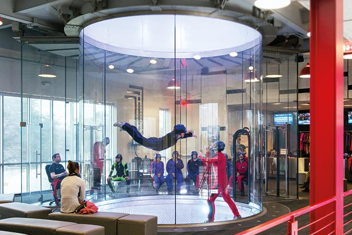 Indoor Skydiving for Two with iFly