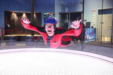 Indoor Skydiving for Two with iFly Thumb